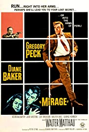 Mirage (1965) Poster - Movie Forum, Cast, Reviews