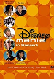 Disneymania in Concert Poster