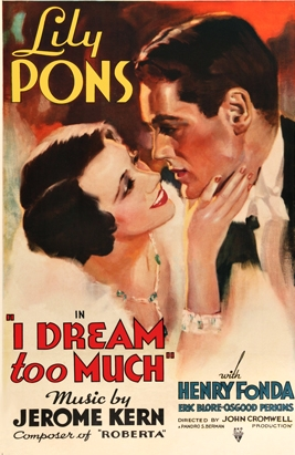 Permalink to Movie I Dream Too Much (1935)