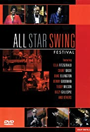 Timex All-Star Swing Festival Poster