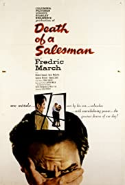 Death of a Salesman (1951) Poster - Movie Forum, Cast, Reviews