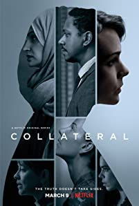 """Set over the course of four days in London, """"Collateral"""" explores the spiraling repercussions surrounding the fatal shooting of a pizza delivery man. Detective Inspector Kip Glaspie (Carey Mulligan) refuses to accept that this is a random act of violence, and is determined to discover if there is a darker truth."""