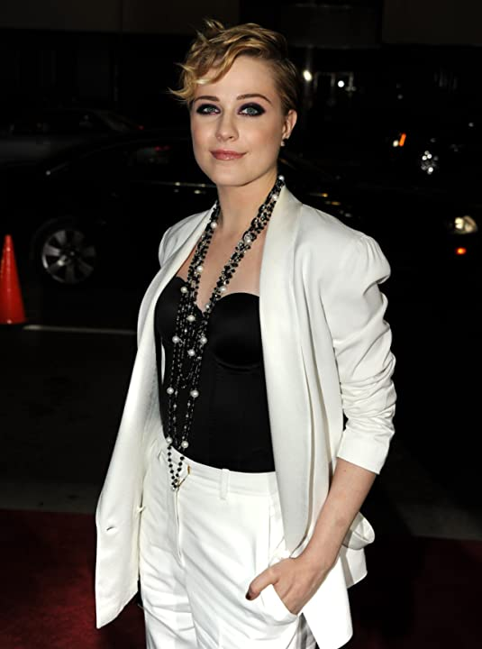 Evan Rachel Wood at The Ides of March (2011)
