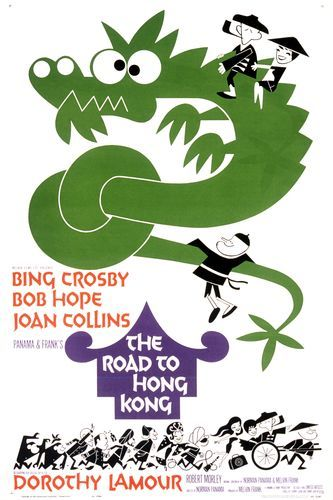 image The Road to Hong Kong Watch Full Movie Free Online