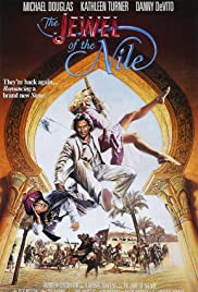 The Jewel of the Nile Poster