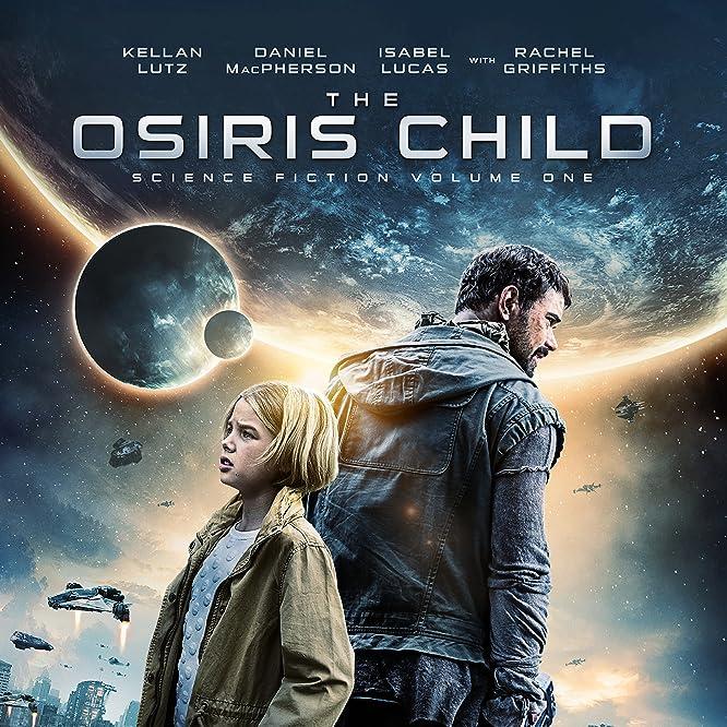 Kellan Lutz in The Osiris Child (2016)