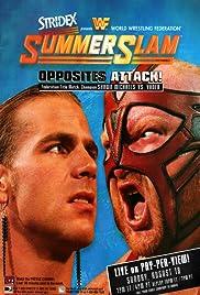 Summerslam(1996) Poster - TV Show Forum, Cast, Reviews