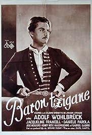 Le baron tzigane Poster