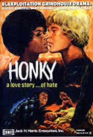 Honky (1971) Poster - Movie Forum, Cast, Reviews