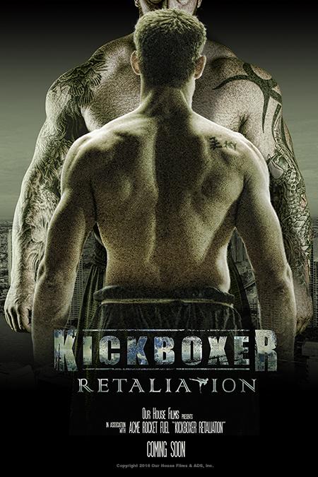 Kickboxer: Retaliation 2018 720p HEVC WEB-DL x265 300MB