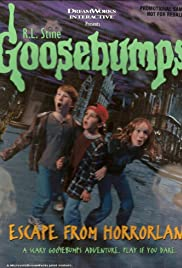Goosebumps: Escape from Horrorland Poster