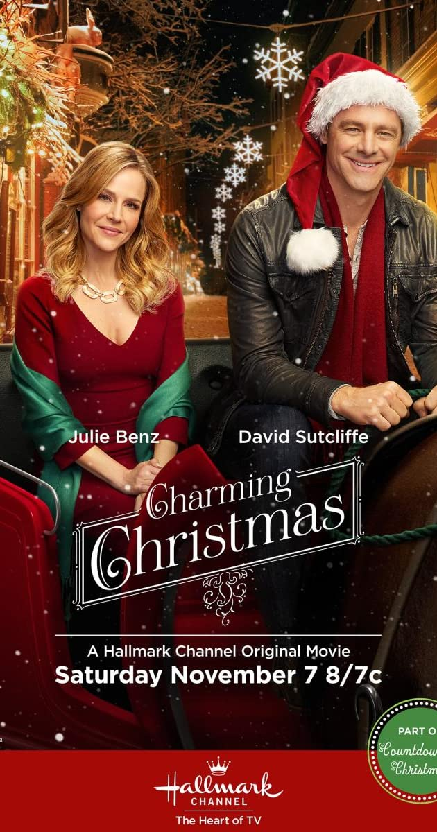 Charming Christmas (TV Movie 2015) - IMDb