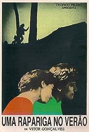 Uma Rapariga no Verão Poster