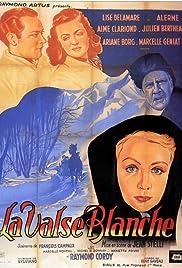 La valse blanche Poster