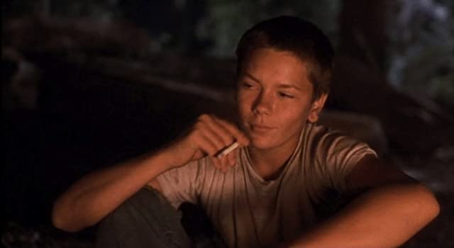 River Phoenix in Stand by Me (1986)