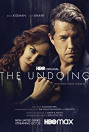 The Undoing - MiniSeason (2020) poster