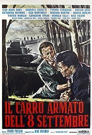 Il carro armato dell'8 settembre Poster