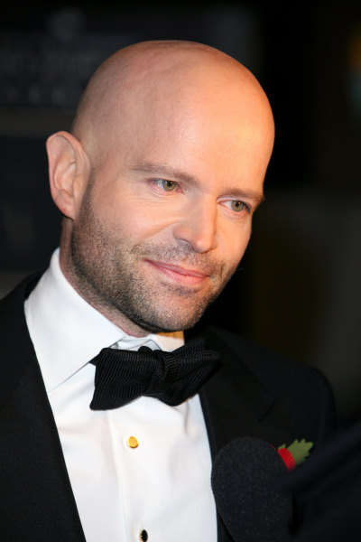 Marc Forster at Quantum of Solace (2008)