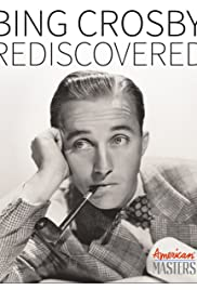 Bing Crosby Rediscovered Poster