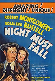 Night Must Fall(1937) Poster - Movie Forum, Cast, Reviews