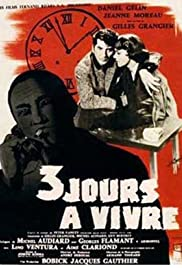 Trois jours à vivre Poster