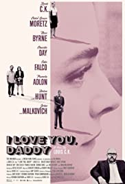 I Love You, Daddy Poster