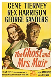 The Ghost and Mrs. Muir Poster