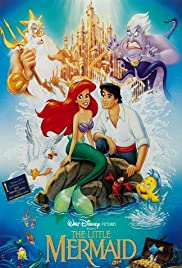 The Little Mermaid (1989) 720p BluRay x264 Eng Subs [Dual Audio] [Hindi 2.0 – English 2.0] -=!Dr.STAR!=- 730 MB