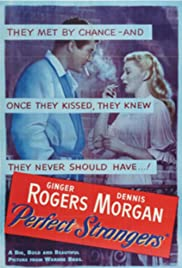 Perfect Strangers (1950) Poster - Movie Forum, Cast, Reviews