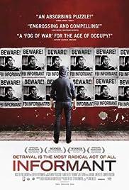 Informant(2012) Poster - Movie Forum, Cast, Reviews