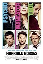 Horrible Bosses (2011) Poster
