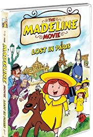 Madeline: Lost in Paris Poster