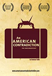An American Contradiction Poster