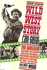 Wild West Story Poster