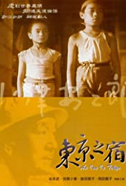 Tôkyô no yado Poster