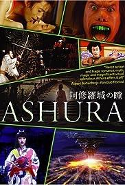 Ashura-jô no hitomi Poster