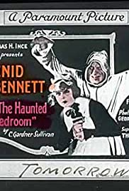 The Haunted Bedroom Poster