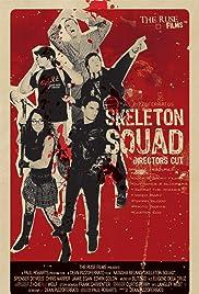 Skeleton Squad Poster