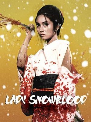 Lady Snowblood poster
