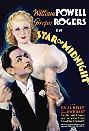Star of Midnight (1935) Poster - Movie Forum, Cast, Reviews