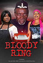 Bloody Ring Poster