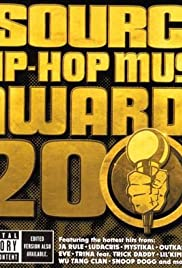 The Source Hip-Hop Music Awards 2001 Poster