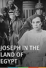 Joseph in the Land of Egypt Poster