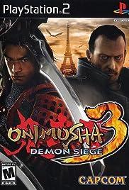 Onimusha 3: Demon Siege Poster