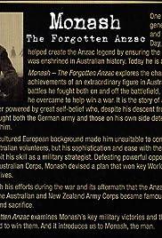 Monash: The Forgotten Anzac Poster