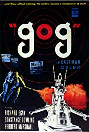 Gog (1954) Poster - Movie Forum, Cast, Reviews