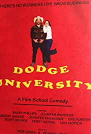 Dodge University: The Movie Poster