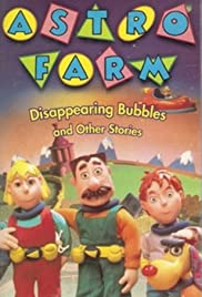 Astro Farm Poster