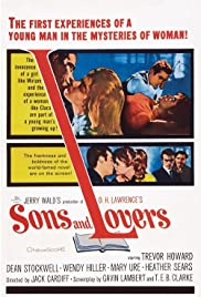 Sons and Lovers (1960) Poster - Movie Forum, Cast, Reviews