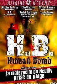 H.B. Human Bomb Poster